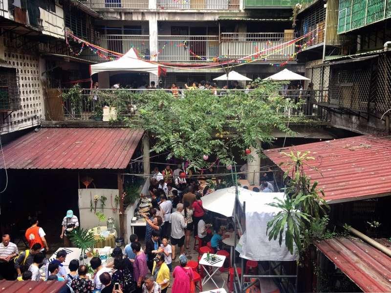 台北大同區「斯文里三期」的居民等了20多年,終於等到了都更,整宅預計將在下月中旬拆除。(台北市政府提供)