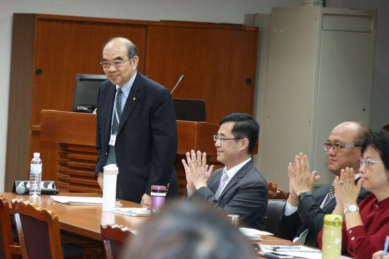 20180423-新上任教育部長吳茂昆,首次到立法院教育及文化委員會邀請列席,就「教育部施政理念與政策」業務報告並備質詢。(陳明仁攝)