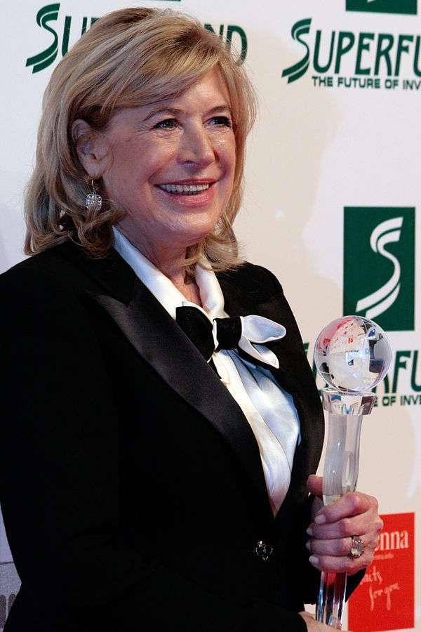 2009年獲得世界女性獎的Faithfull(圖/想想論壇提供)