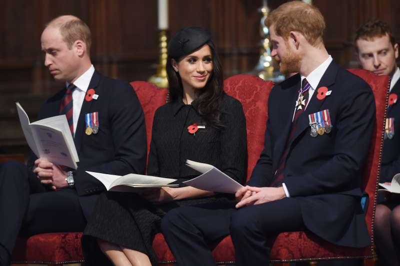 即將成為英國王室新成員的梅根,還需要通過許多繁瑣程序才能做「正港英國人」。(AP)