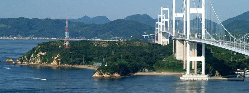 瀨戶內海波海道。