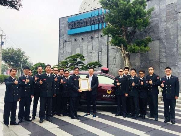 高雄環保大廠可寧衛公司,持續為台灣環保產業努力。