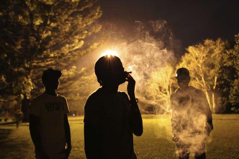 辛巴威是少數幾個能夠合法種植大麻的非洲國家。(美聯社)