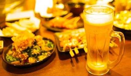 日本居酒屋的餐點可不是用來吃「粗飽」的,因為日本人到居酒屋的目的大多不在於「吃飽」,而是「喝酒談心事」。(圖/umii)