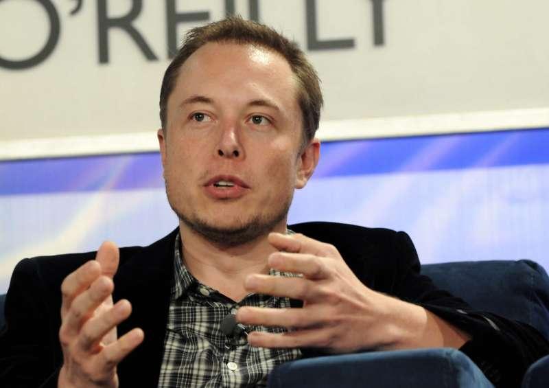 伊隆‧馬斯克(Elon Musk)。(圖/JD Lasica@flickr)