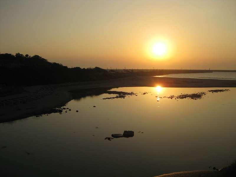 太陽終有落下的一天。