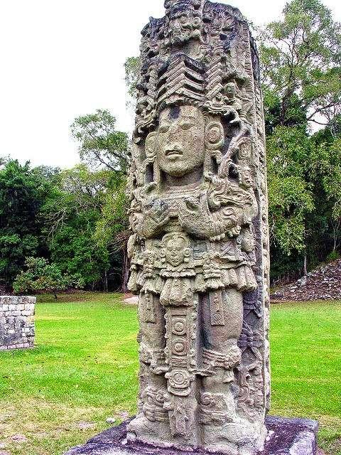 位於科潘的馬雅遺址蘊含了豐富的古文寧智慧,是宏都拉斯最著名的景點。(圖/女子學提供)