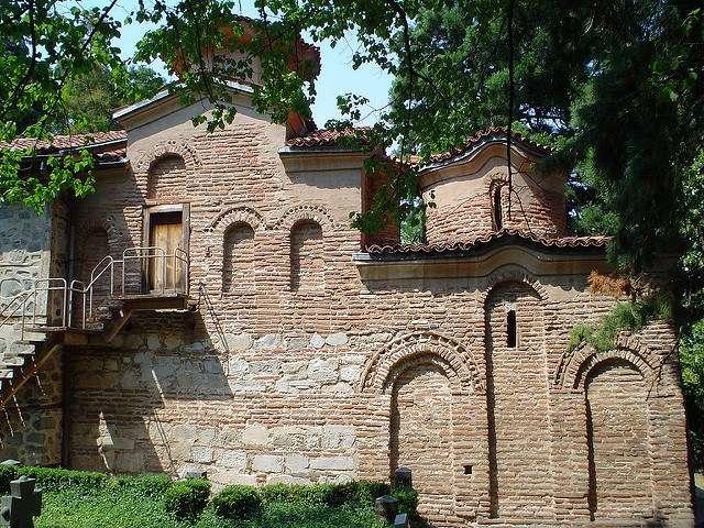 首都索菲亞的波揚納教堂(Boyana Church)是世界遺產之一。(圖/女子學提供)