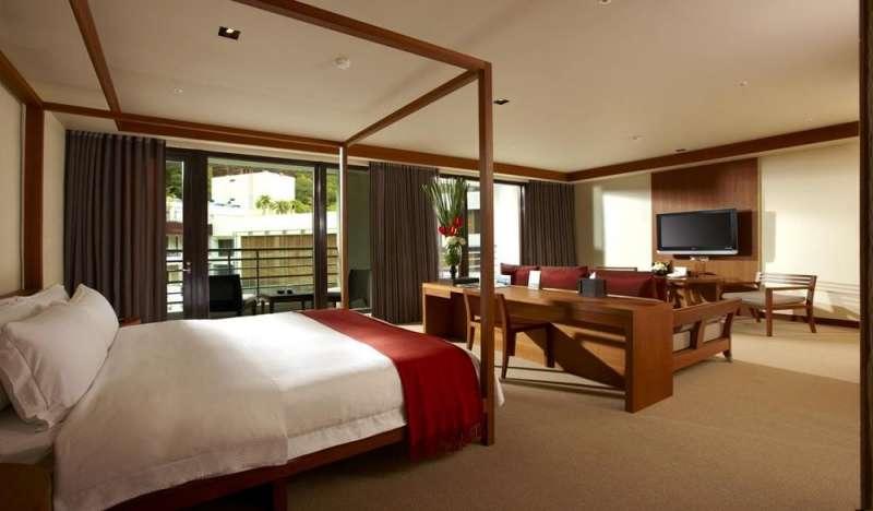 太魯閣晶英酒店客房。(圖/HotelsCombined提供)