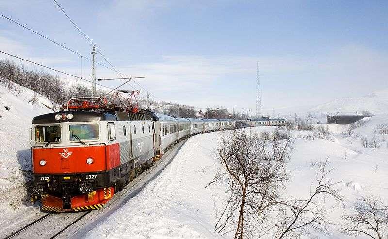 SJ Railways(圖/Kabelleger / David Gubler @ Wiki)