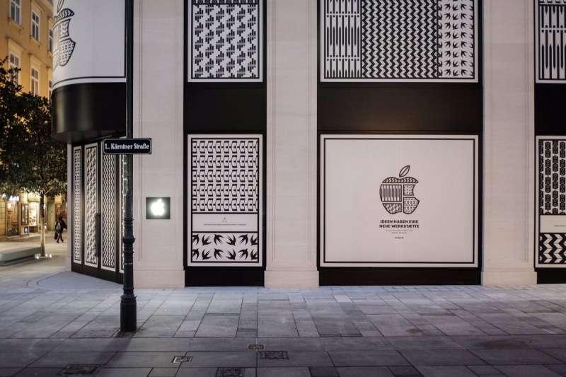 安琪拉.阿倫茲(Angela Ahrendts )藉由自身的時尚專長,重新改裝蘋果零售門市。(圖/取自Twitter)
