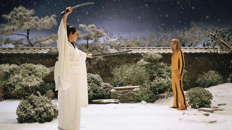 《追殺比爾》(Kill Bill)劇照。(圖/取自 IMDB)