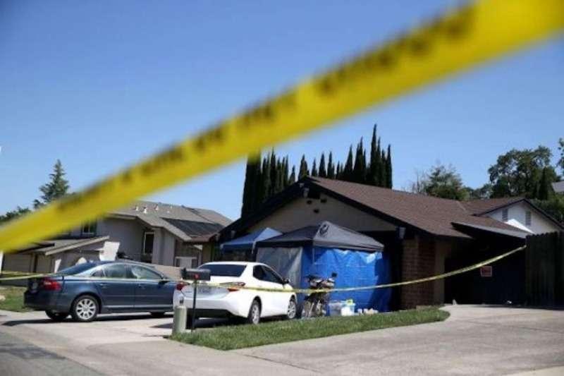 金州殺手也以同樣方式落網。(圖/智慧機器人網提供)