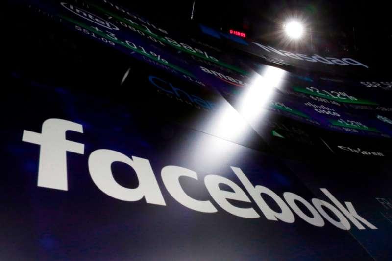 臉書(Facebook)捲入「劍橋分析」醜聞,面臨創辦以來最大危機。(AP)