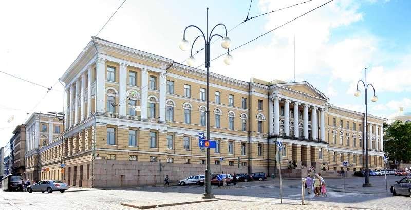 赫爾辛基大學。(圖/wikipedia)