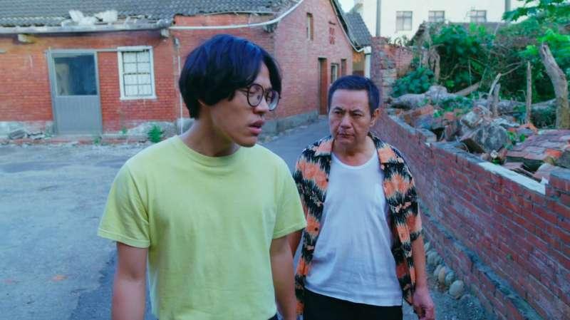 蔡振南在花甲男孩轉大人中,一場和盧廣仲流利互罵的一鏡到底演出令人印象深刻。(照片提供:好風光)