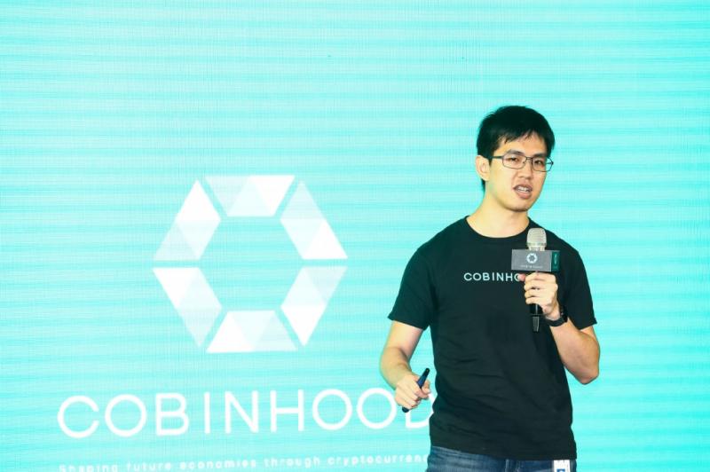 Cobinhood共同創辦人暨技術長黃偉寧,除了是經驗豐富的全端工程師,也有六年以上的數位貨幣交易經驗,興趣是國術。(圖/數位時代提供)