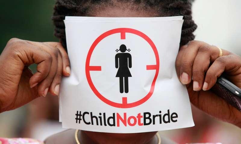 英國也存在童婚問題(AP)