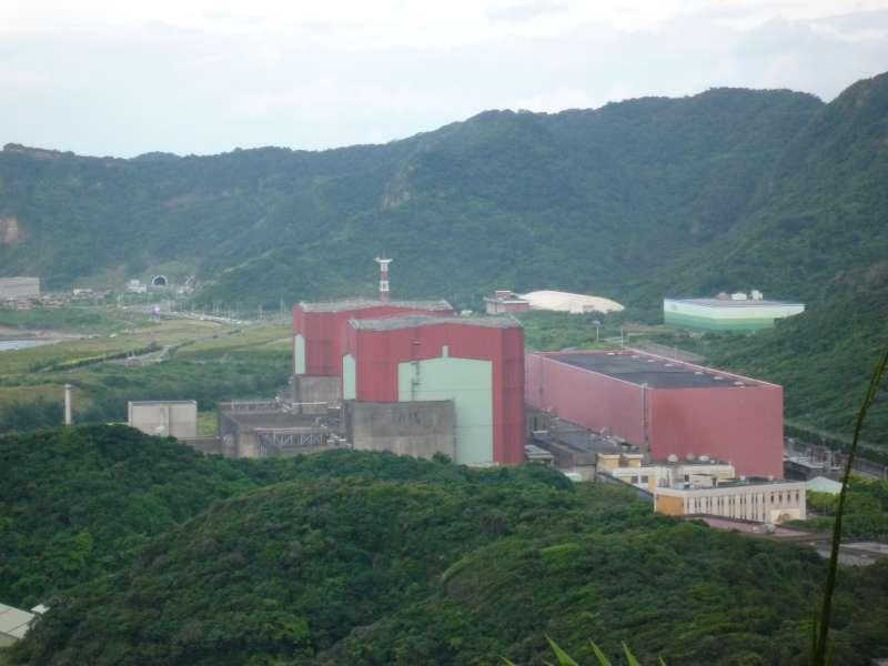 第二核能發電廠。(取自Ellery@wikipedia/CC BY-SA 3.0)核二廠
