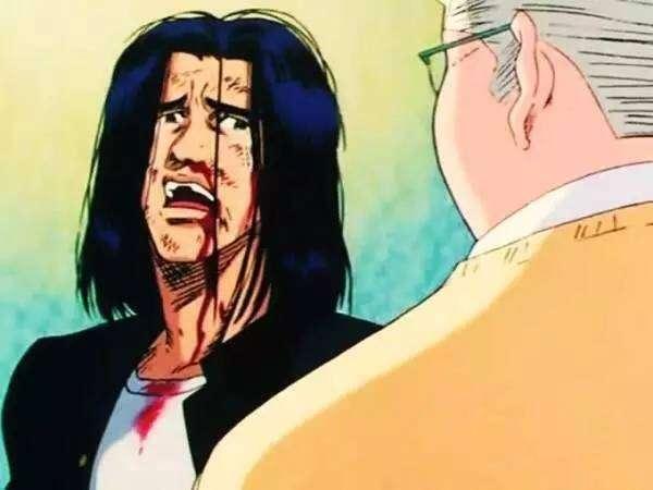 當那個長亂髮、缺門牙的三井壽哭著說 「教練,我想打籃球!」 時,他放下了之前痛苦的沉淪,選擇了面對自己內心真實的想法。(示意圖非本人/簡單心理提供)
