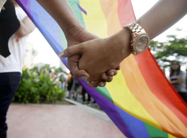 泰國軍政府表示將立法讓同性民事伴侶關係合法化(美聯社)