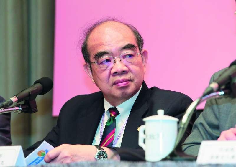 任期僅短短41天的教育部長吳茂昆陷入司法調查陰霾。(柯承惠攝)