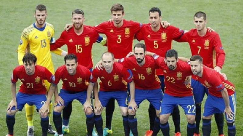 西班牙職業足球水準一向傲視全球,但是只拿過一次世足冠軍。(美聯社)