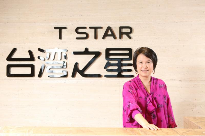 朱曉幸認為三大電信是相對穩健的公司,因此當初就把台灣之星設定為「Challenger(挑戰者)」的角色。(圖/數位時代提供)