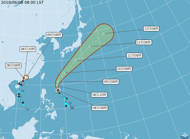 20180608-颱風