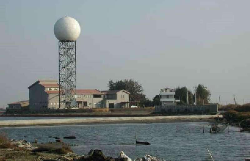 七股氣象站。(中央氣象局官網)
