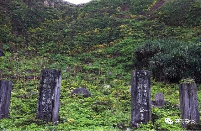 綠島政治犯公墓。(笑蜀提供)