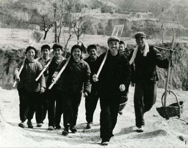 20180614-紀錄片《1968知識青年上山下鄉運動》.思沙龍。(取自龍應台文化基金會)