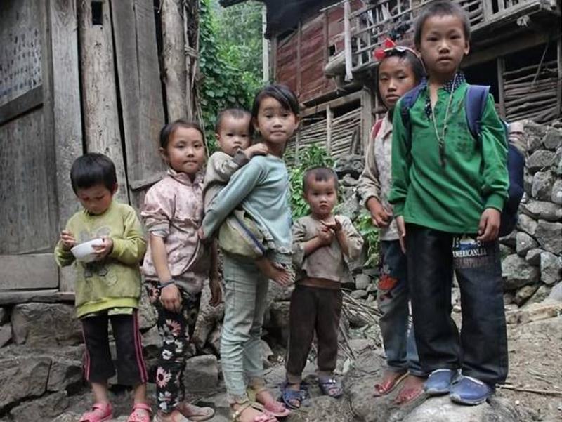 畢節留守兒童自殺背後:同村還有43戶留守兒童。