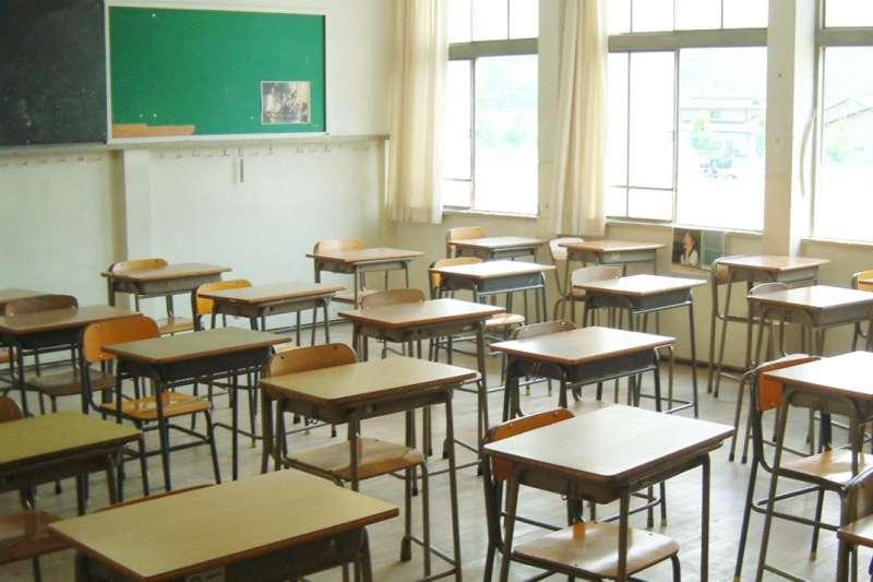 教室示意圖(圖/f_a_r_e_w_e_l_l@flickr)