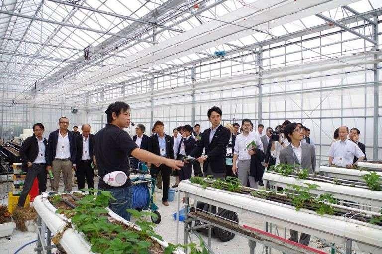 林百里建議發揮台灣農業技術導入AI。(圖/創新拿鐵,數位時代提供)