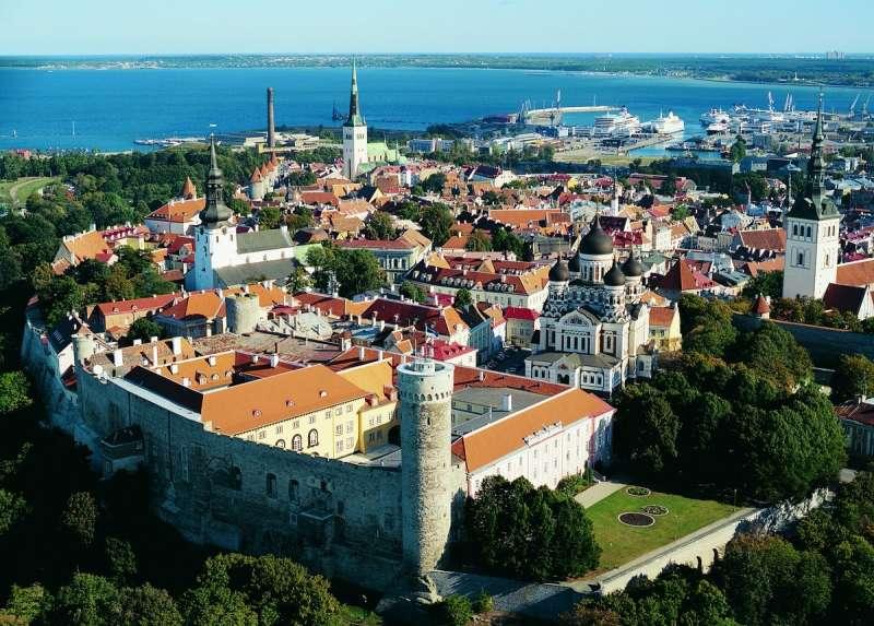 愛沙尼亞(Estonia)人口只有130萬人,面積是三小國之中最小的,但經濟實力卻是最強的,培育出了許多世界知名的科技公司。(圖/Taxify @ Facebook)