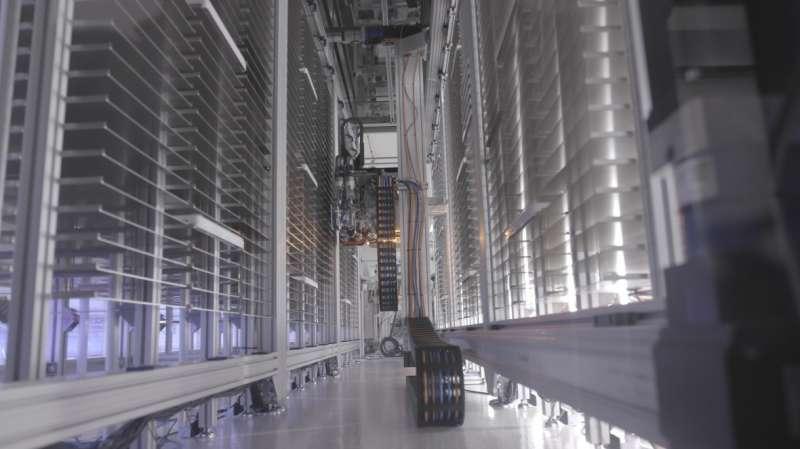 Google 旗下生技公司也曾開發出生產太監蚊的機器。(圖/智慧機器人網提供)