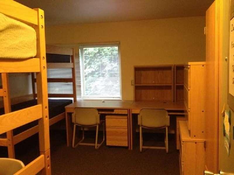 美國西雅圖大學的學生宿舍。