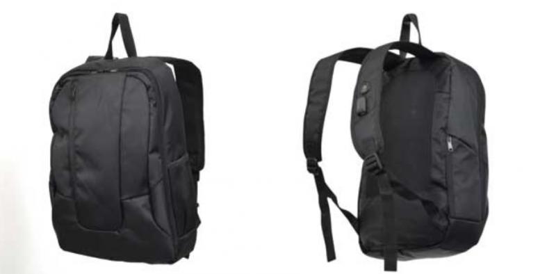 雖然外觀毫不起眼,但這個背包卻是令你逃離夏日酷暑的神器!(圖/翻攝自ねとらぼ,智慧機器人網提供)