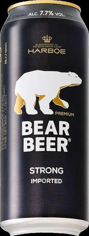 7.7% STRONG LAGER德國熊經典啤酒,蘊含多層次口感,是深受歐洲人喜愛的經典啤酒,形同「德國的台啤」。前勁濃郁,後勁甘醇,雖強烈但兩層次互為幫襯,令人回味無窮。