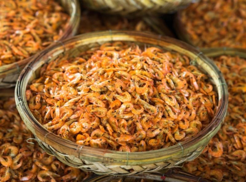 蝦米因為被中國人視為補陽聖品而雅稱為「開陽」,在XO醬中使用蝦米,主要著重提香氣、提味的功能。(圖/食力foodNEXT提供)