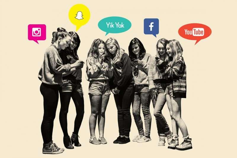 伴隨互聯網而生的 Z 世代。( 圖/Drapers)