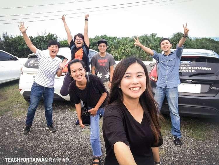 「為台灣而教」前進台灣的偏鄉服務(圖/為台灣而教 Teach For Taiwan - TFT)