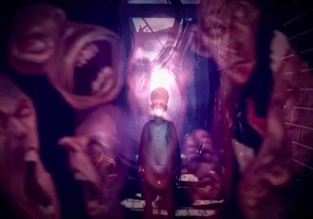 遊戲《夕生》的預告片。(圖/作者翻攝|想想論壇提供)