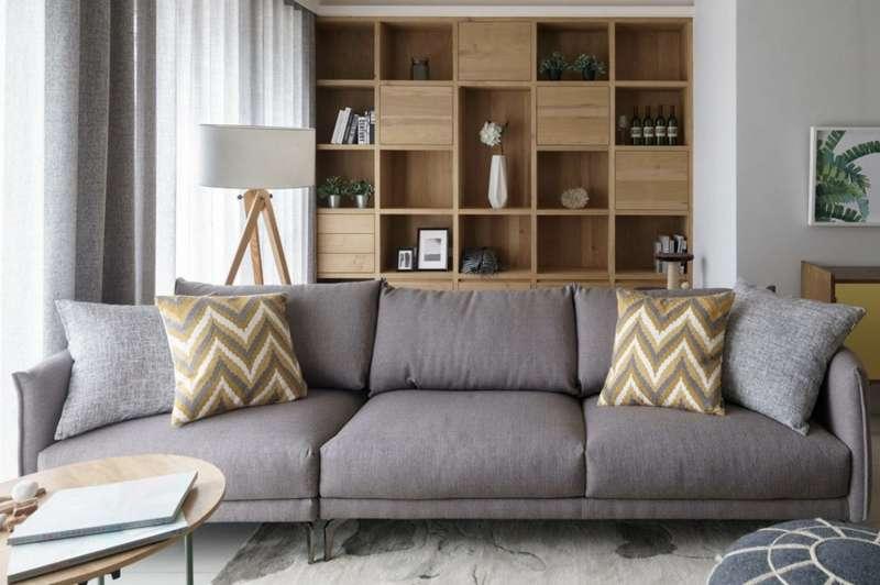 設計師們喜愛大漢家具的客製化家具對居家氛圍營造有畫龍點睛效果(圖/大漢家具提供)