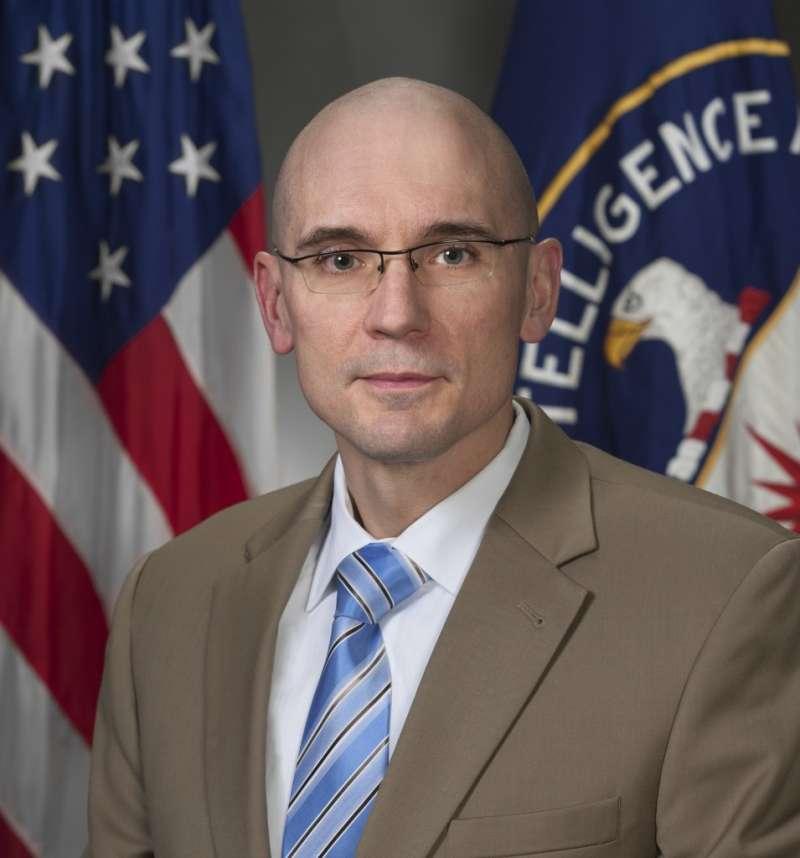 美國中情局東亞任務中心副助理主任柯林斯。(取自Aspen Security Forum)