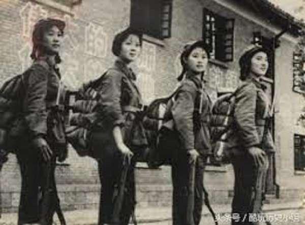 1970~80年代中共文工團。