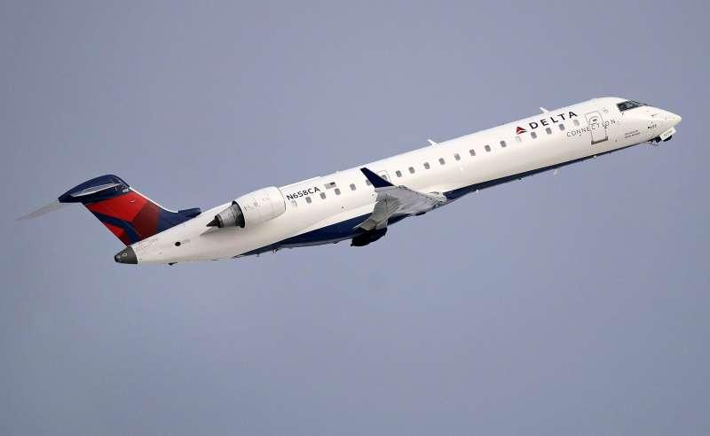 美國3大航空之一的達美航空(AP)