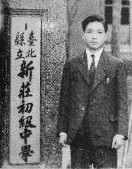陳舜臣雖然只有在台灣待過三年,卻成了他人生中難以磨滅的經歷。(圖/內容力提供)
