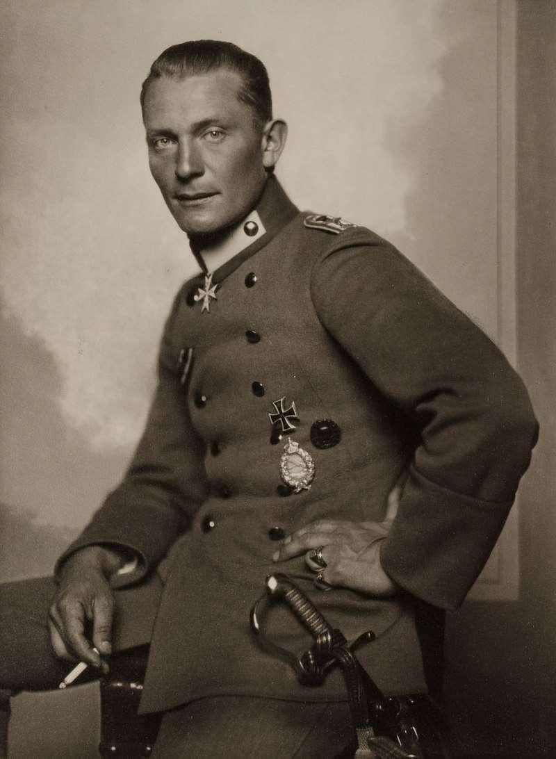 赫爾曼·威廉·戈林(圖/維基百科)